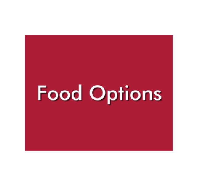 Food Options