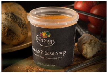Honest, healthy readymade soups packed full of goodness
