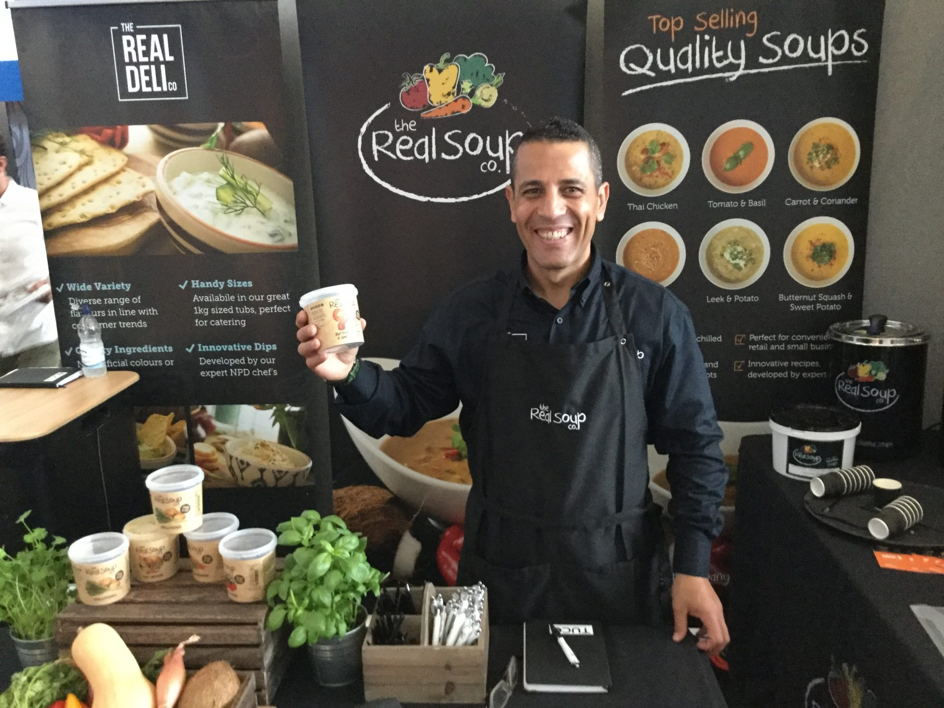 Real Soup Giving University Sites the Chance to 'Win Agamy'