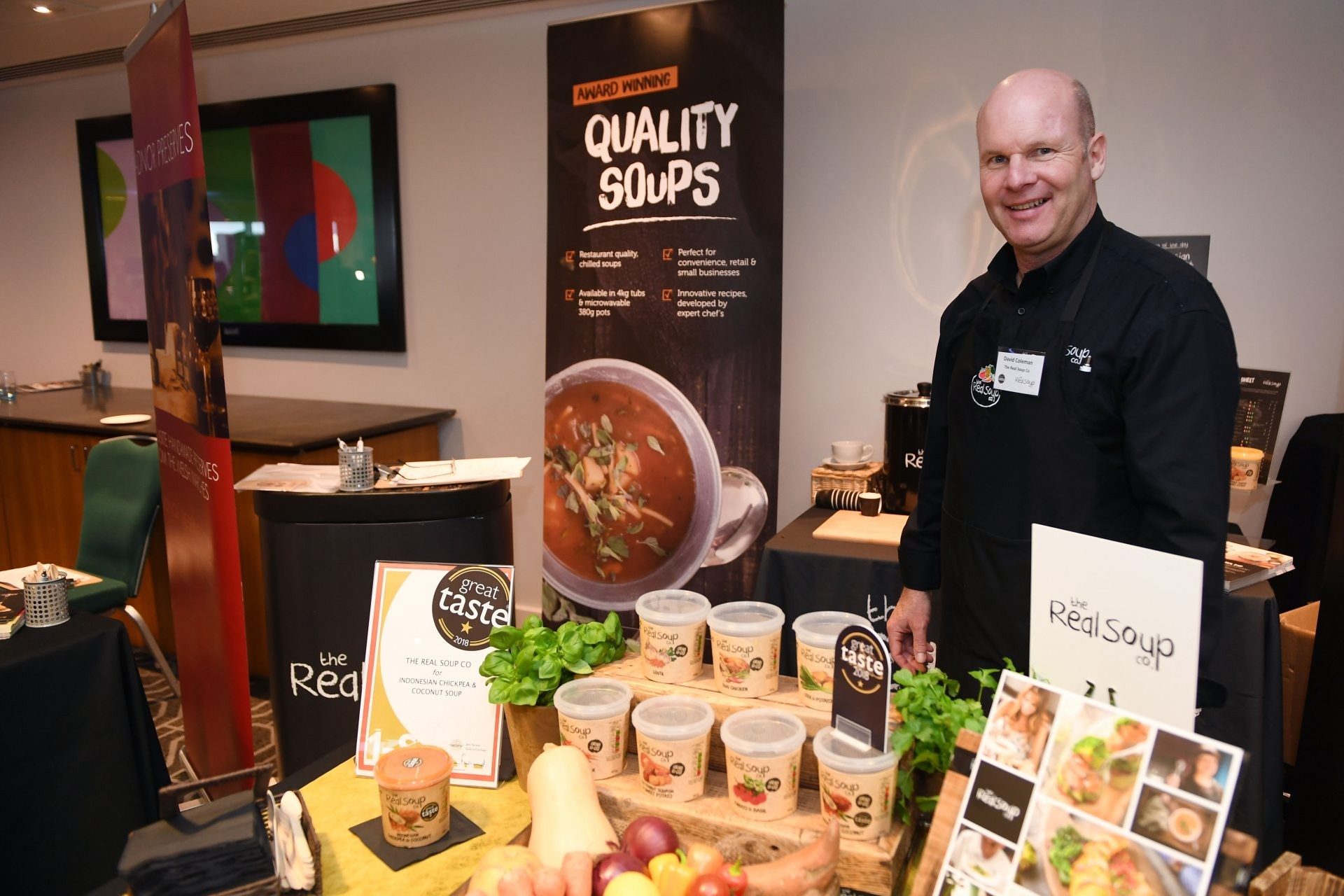 Indonesian Grab and Go wins the Great Taste Awards